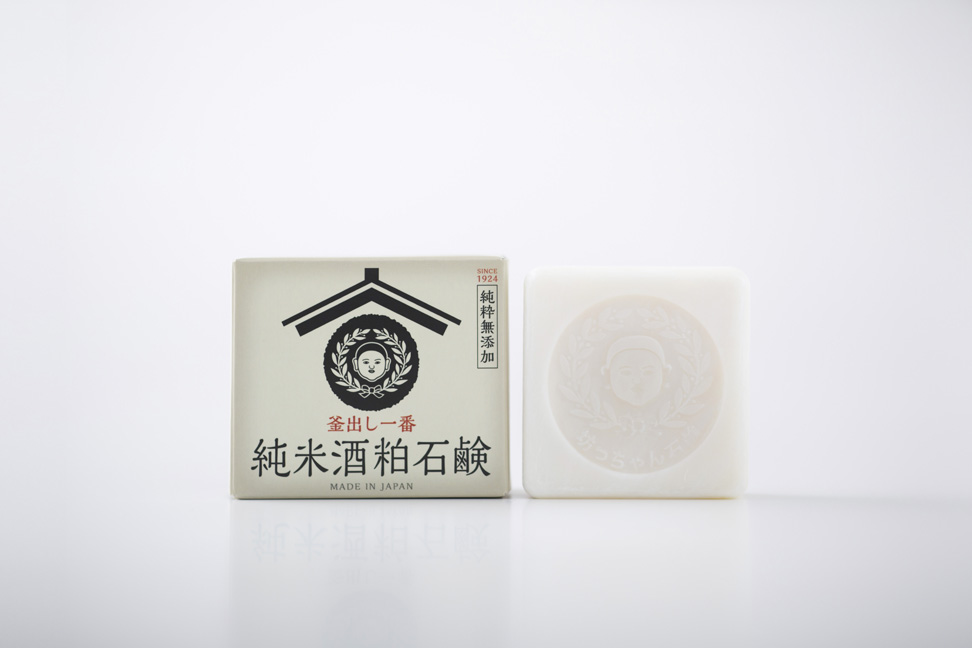 純米酒粕石鹸
