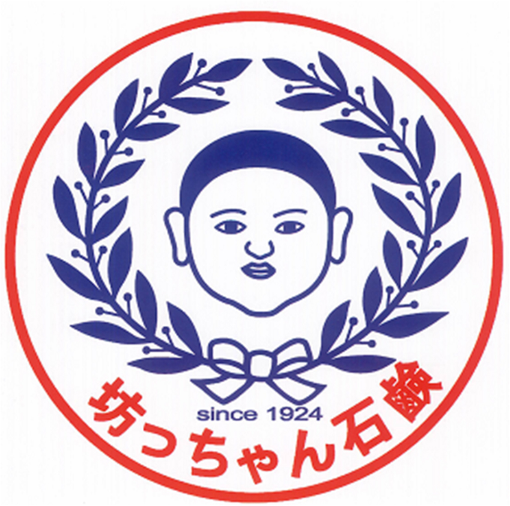 純米酒粕石鹸:ロゴ