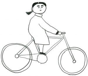 自転車22