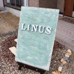 ライナス看板