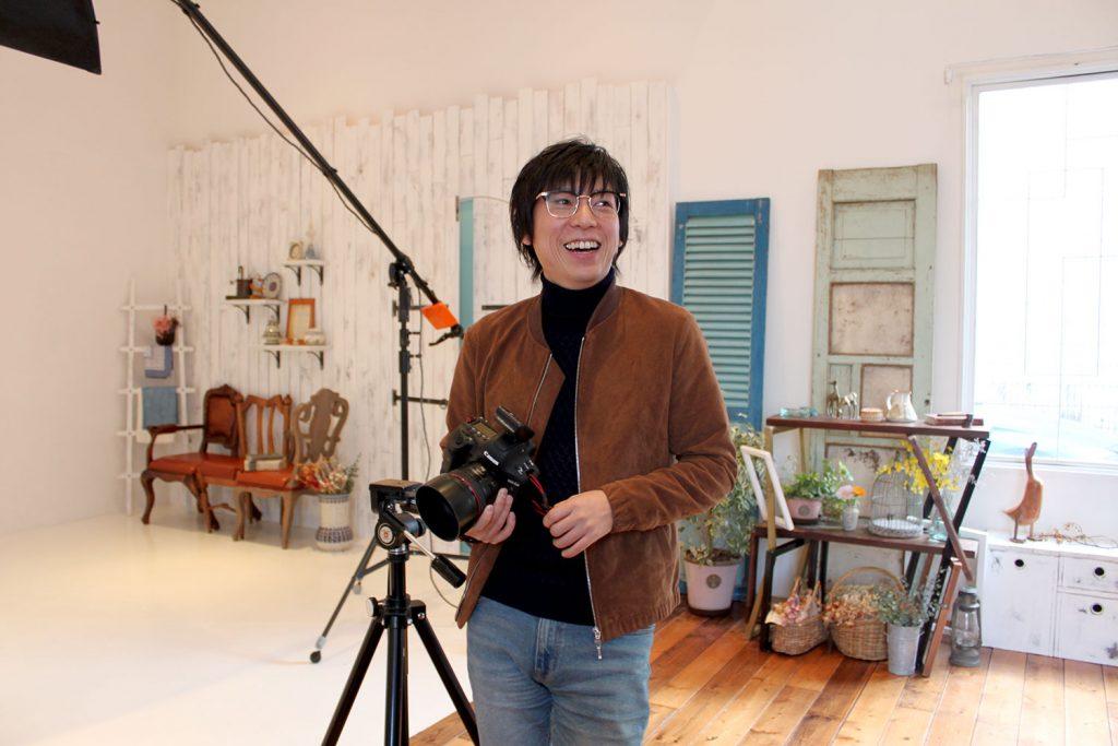 仙台カメラ男子「FOTOFile(フォトファイル)」佐藤文俊