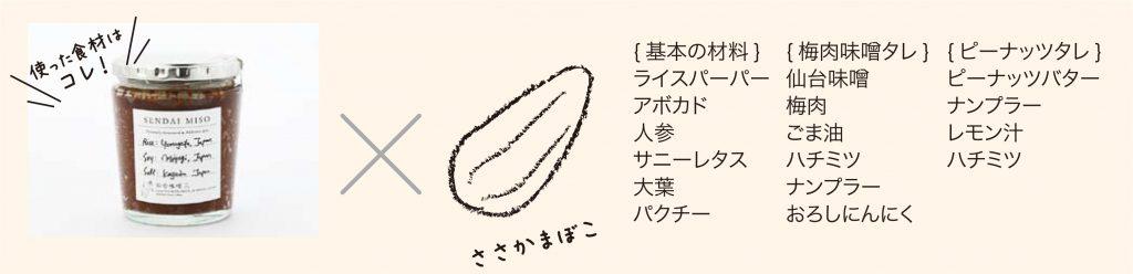 エスニック_生春巻き材料