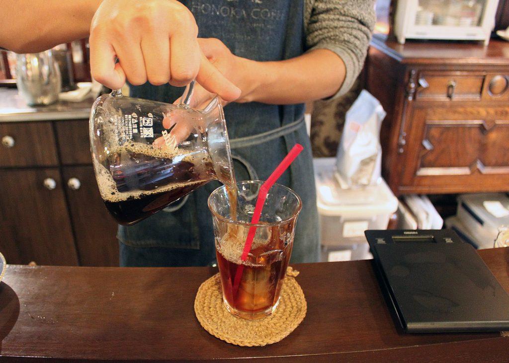 アイスコーヒー_ほの香07