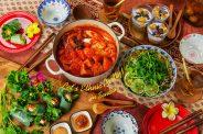 仙台野菜でからだよろこぶエスニックパーティー!