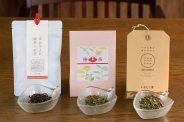 東北生まれの新しいお茶を擬人化してみた。