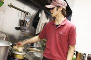 仙台カレー男子「Curry spot祭-sai-」佐藤康太さん