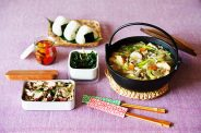 9月の東北地元ごはん「芋煮会をもっとおいしく楽しく」