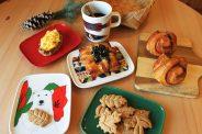 サンタの国「フィンランド」の伝統菓子で北欧風クリスマス