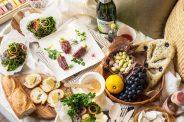 3月東北地元ごはん「おしゃれピクニック」
